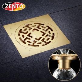 Thoát sàn chống mùi hôi và côn trùng Zento ZT502-1AV
