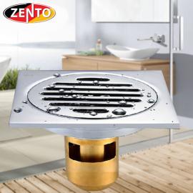 Phễu thoát sàn chống mùi hôi & côn trùng Zento ZT508