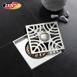Phễu thoát sàn, máy giặt chuyên dụng Zento ZT571 Double (120x120mm)