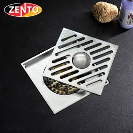 Phễu thoát sàn máy giặt chuyên dụng ZT577 Double (120x120mm)