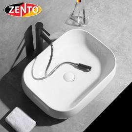 Chậu lavabo đặt bàn Zento LV6144 (545x425x145mm)
