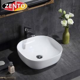 Chậu lavabo đặt bàn Zento LV6146 (420x420x140mm)