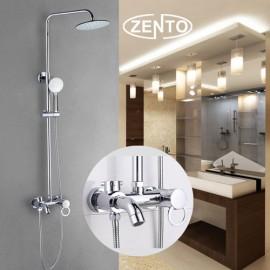 Bộ sen cây tắm nóng lạnh Zento ZT8060
