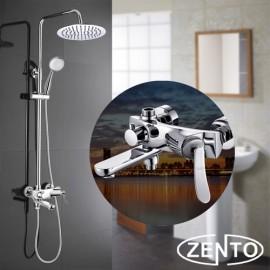 Bộ sen cây tắm nóng lạnh cao cấp Zento ZT-ZS8074