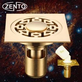 Phễu thoát sàn, máy giặt chuyên dụng Zento ZT-BJ509