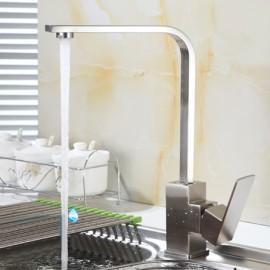 Bộ vòi rửa bát nóng lạnh inox 304 Zento SUS5580