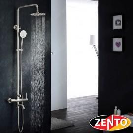 Bộ sen cây nóng lạnh inox304 Zento SUS8302