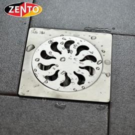 Phễu thoát sàn chống mùi inox304 TS322-2U (120x120mm)