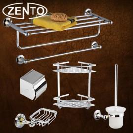 Bộ 6 phụ kiện nhà tắm Luxury Zento ZT-VS6103