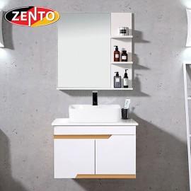 Bộ tủ, chậu, bàn đá, kệ gương Lavabo ZT-LV898-6089