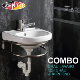 Combo 3 thiết bị vệ sinh Zento BS300