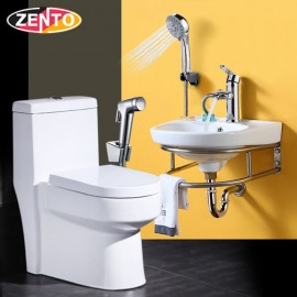 Combo 5 thiết bị vệ sinh Zento BS25