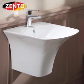 Chậu lavabo treo tường Luxury Zento LV500D-560 (5200B)