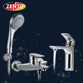 Cặp đôi sen tắm & vòi lavabo Melody series CB020