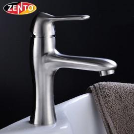 Vòi chậu lavabo nóng lạnh inox304  Donald Duck SUS3304