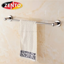 Giá treo khăn đơn inox Towel Bar Zento HA4608