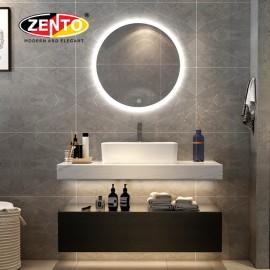 Bộ tủ lavabo, bàn đá, gương đèn Led ZT-LV8972-Pro