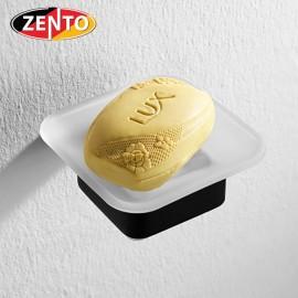 Kệ đựng xà bông inox304 Black series Zento HC6804