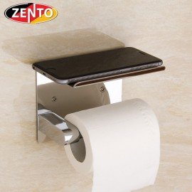 Lô giấy vệ sinh inox Zento HB1121