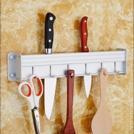 Giá treo đồ nhà bếp đa năng hợp kim nhôm OLO-025