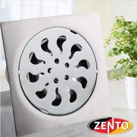 Phễu thoát sàn inox Zento TS151