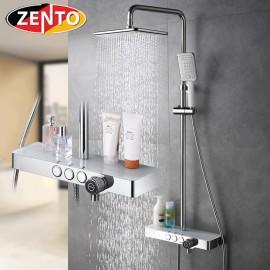 Bộ sen cây nóng lạnh Luxury Push-button ZT8708
