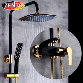 Bộ sen cây nóng lạnh Vintage B&G Zento ZT8122