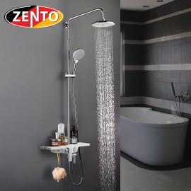 Bộ sen cây Luxury Push-button Zento ZT8700
