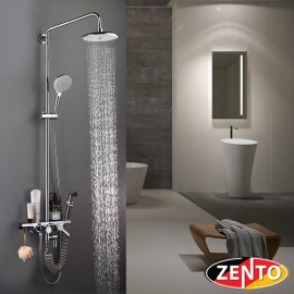 Bộ sen cây 5in1  Luxury Dream rain Zento ZT8602