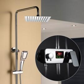Bộ sen cây Zento có màn hình kỹ thuật số LED LG400