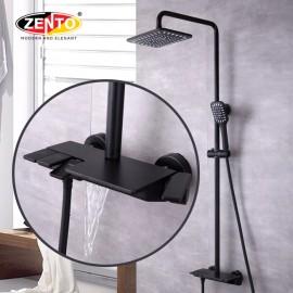 Bộ sen cây nóng lạnh Luxury Shower ZT8711-Black