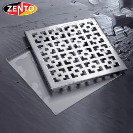 Thoát sàn Aqua Plus inox Zento ZT533-1L