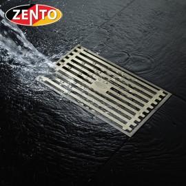 Phễu thoát sàn chống mùi Zento ZT558-AB (90x140mm)
