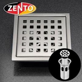 Thoát sàn chống mùi hôi inox Zento ZT654