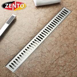 Thoát sàn inox304 Zento ZT758-70 (75x700mm)