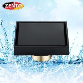 Thoát sàn chống mùi Black series ZT529-1AV (100x100mm)