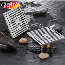 Phễu thoát sàn chống mùi và côn trùng Zento ZT525