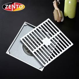 Thoát sàn chống mùi và côn trùng Zento ZT680 (150x150mm)