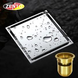 Thoát sàn chống mùi Square Shaped ZT532-2U (120x120mm)