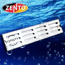 Thoát sàn inox304 Zento ZT552 (100x400mm)