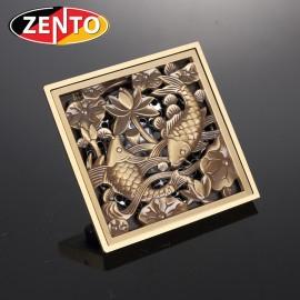 Thoát sàn chống mùi giả cổ Zento ZT658