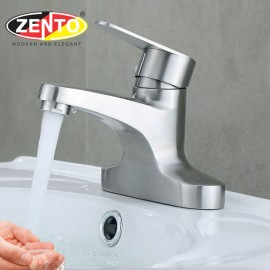 Vòi chậu Lavabo nóng lạnh Zento SUS2025-EC