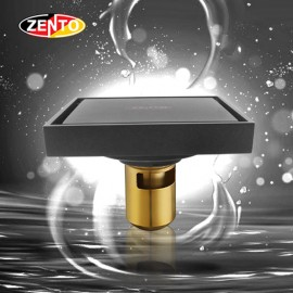 Thoát sàn chống mùi Square Shaped ZT532B (120x120mm)
