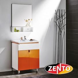 Bộ tủ, chậu, kệ gương Lavabo ZT-LV111
