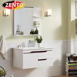 Bộ tủ, chậu, kệ gương Lavabo  ZT-LV895