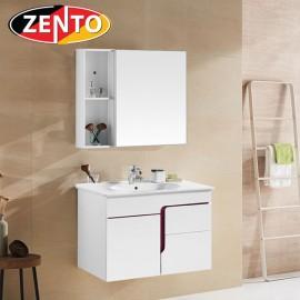 Bộ tủ, chậu, kệ gương Lavabo  ZT-LV993-1