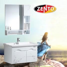 Bộ tủ, chậu, kệ gương Lavabo ZT-LV999