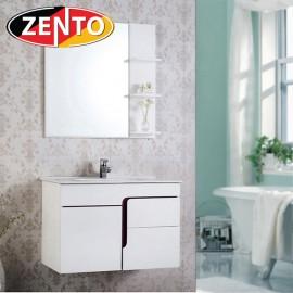 Bộ tủ, chậu, kệ gương Lavabo  ZT-LV993