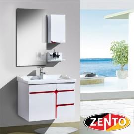 Bộ tủ, chậu kệ gương Lavabo ZT-LV995