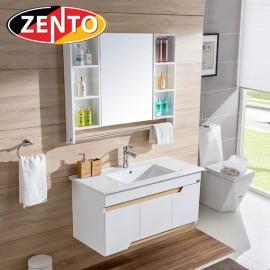 Bộ tủ, chậu, kệ gương Lavabo ZT-LV997